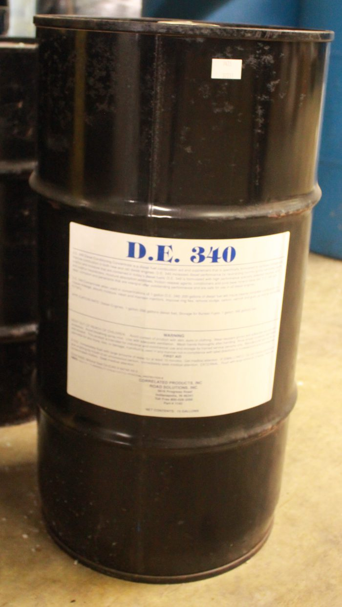 DE 340 Diesel Conditioning Concentrate, Automotive&Fleet, CPI
