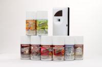 Metered Air Fresheners, Odor Control, CPI
