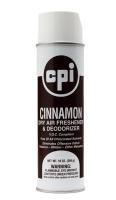 Cinnamon Aerosol Dry Air Fabric Deodorizer, Carpet Care, CPI