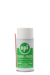 Correl Freeze Gum Candle Wax Remover, General Purpose/Specialty Surface Cleaner, CPI