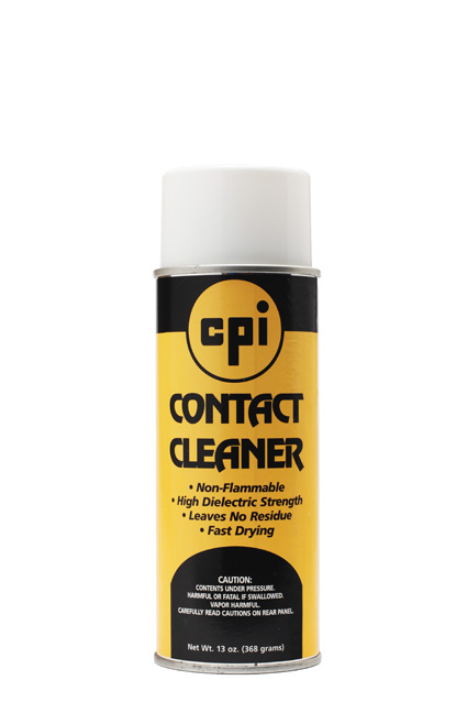CPI Contact Cleaner, Automotive&Fleet, CPI