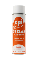 So Clear Foaming Glass Cleaner, General Purpose & Specialty Surface Cleaner, CPI