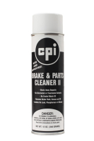Brake & Parts Cleaner II, Degreaser, CPI
