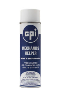Mechanics Helper Penetrating Lubricant, Automotive&Fleet, Metal Working, CPI