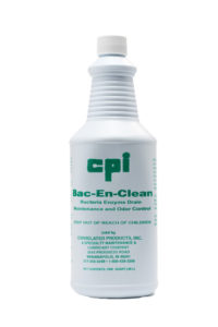 Bac-En-Clean Grease Trap Maintainer, Food Service Cleaning, CPI