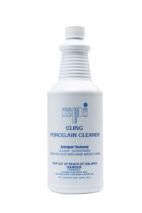 Cling Bowl Porcelain Cleaner, Sewage & Drainage Care, CPI