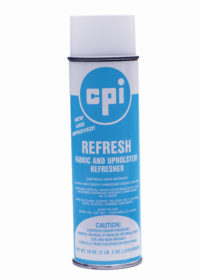Refresh Upholstery Freshener, Odor Control, Carpet Care, CPI