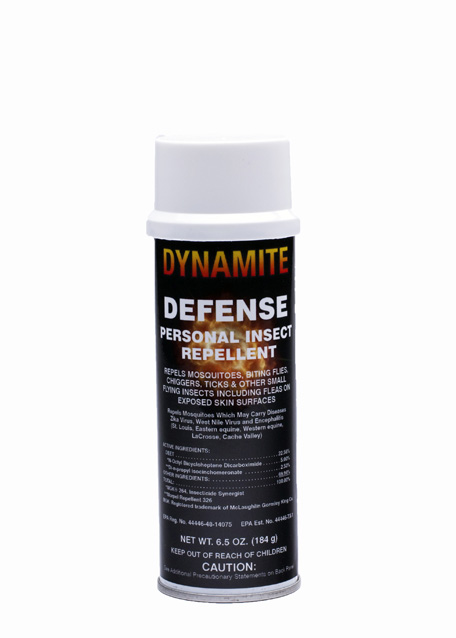 Defense insect Repellent, Herbicides,, Insecticides & Weed Control, CPI
