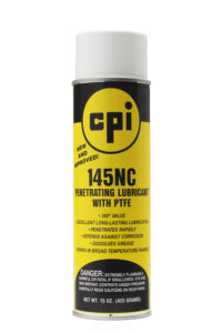 CPI 145 NC Penetrating Lubricant with PTFE, Automotive & Fleet, CPI