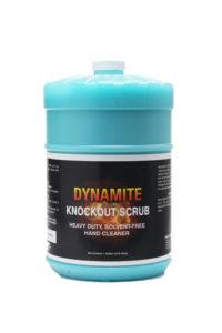Dynamite knockout scrub, hand care, CPI