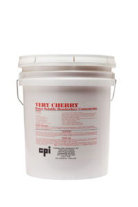 Very Cherry Water Soluble Deodorizer Concentrate, Carpet Care, CPI