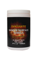 Dynamite Hand and Surface Towels, Hand Care, CPI