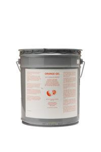 Orange Gel Emulsifier and Degreaser, Industrial Degreaser, CPI