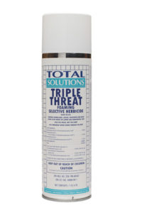 Triple Threat Foaming Selective Herbicide, Herbicides, Insecticides, & Weed Control, CPI