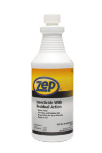 Zep Insecticide with Residual Action, Herbicides, Insecticides, and Weed Control, CPI