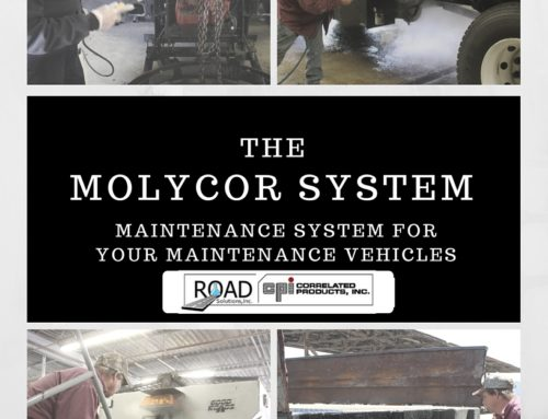 Molycor 3-Step Vehicle Protection
