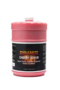 DYNAMITE Cherry Scrub Heavy Duty Hand Soap, Hand Care, CPI