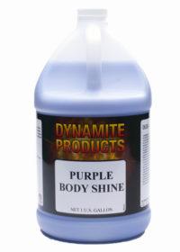 Purple Body Shine, Premium Detail Products, CPI