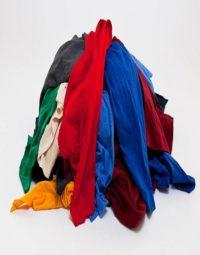 Multi Color Knit Rags, Equipment, CPI