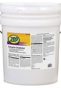ZEP Dumpster Deodorizer, Odor Control, CPI