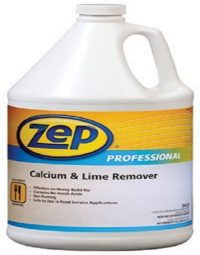 ZEP Calcium & Lime Remover, Food Service & Cleaning, CPI