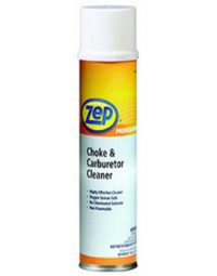 ZEP Choke&Carburetor Cleaner, Industrial Degreasers, CPI