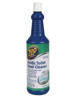 ZEP DISINFECTANT ACID BOWL CLEANER