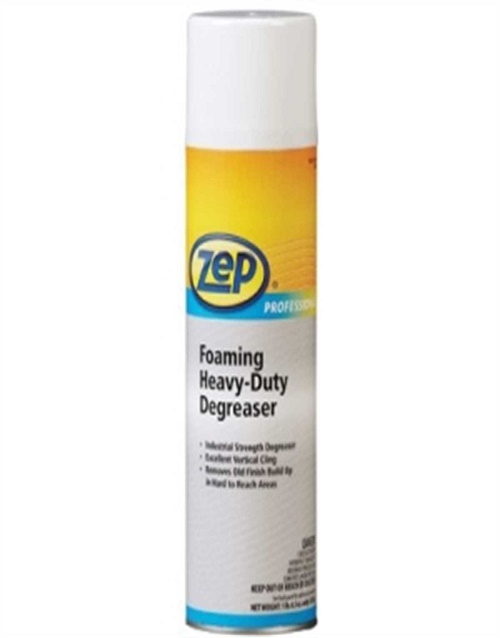 Zep Foaming Heavy Duty Degreaser Industrial Degreaser Cpi