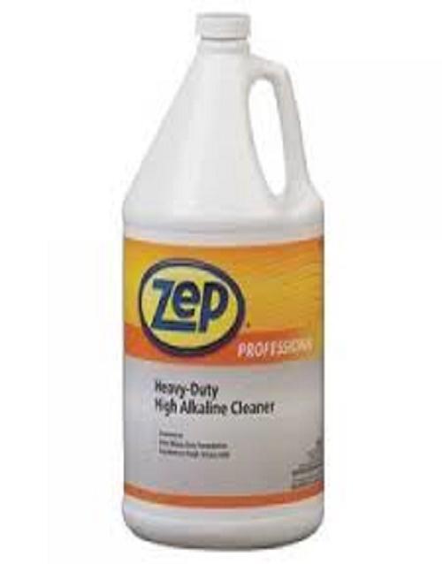 ZEP Heavy-Duty High Alkaline Cleaner • Industrial ...
