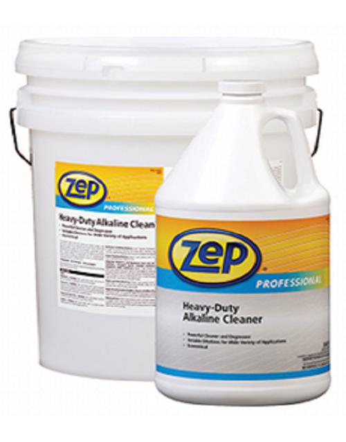 ZEP Heavy-Duty Alkaline Cleaner • Industrial Degreaser • CPI