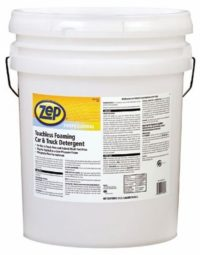 Zep Touchless Foaming Car Truck Detergent, Automotive&Fleet, CPI