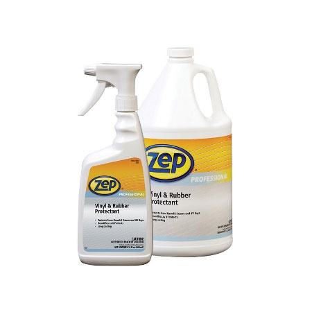 ZEP Vinyl & Rubber Protectant, Automotive & Fleet, CPI