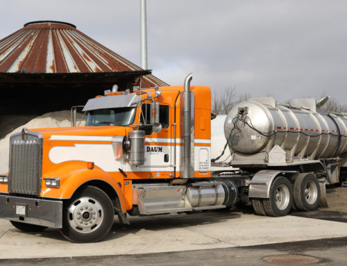 City of Lawrence teams up with Road Solutions to fight winter weather.